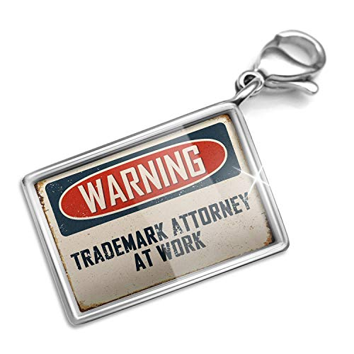 Trademark Attorney At Work - Warning.
